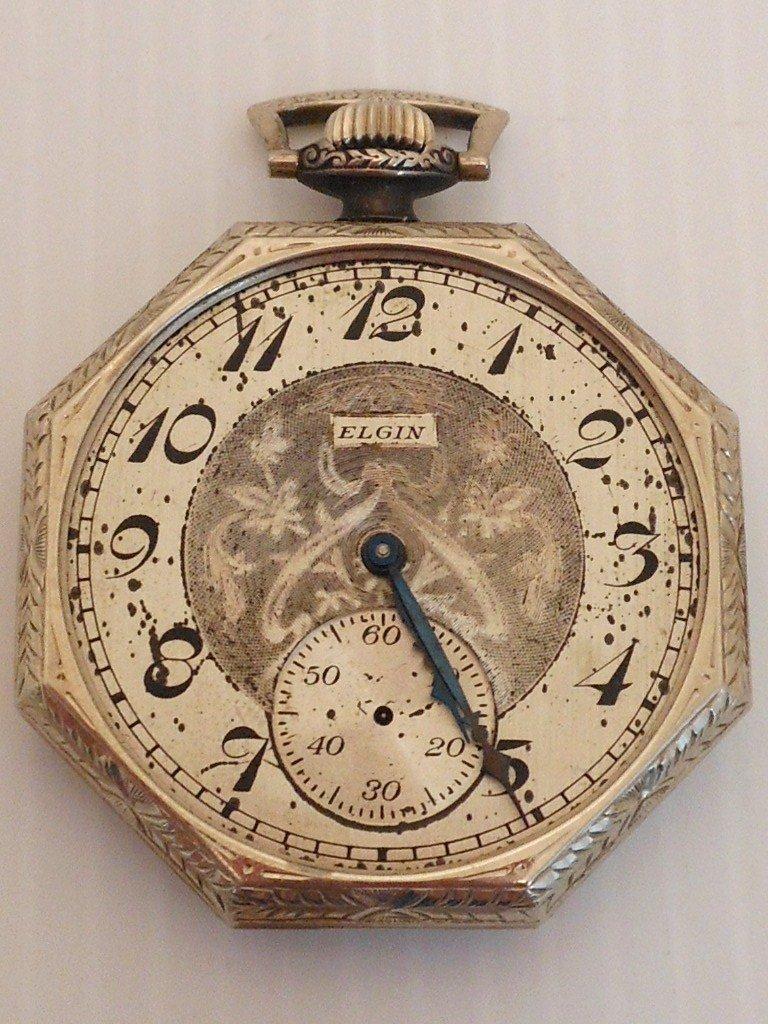 Lot of Watches  Hamilton & Elgin - 6