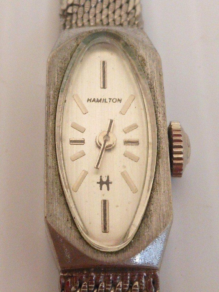 Lot of Watches  Hamilton & Elgin - 7