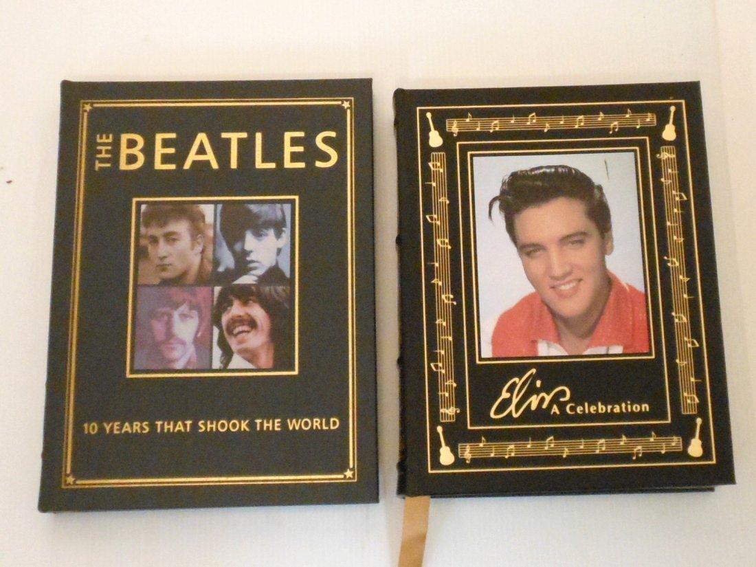 Pictorial Tributes to Rock Roll Legends Beatles, Elvis