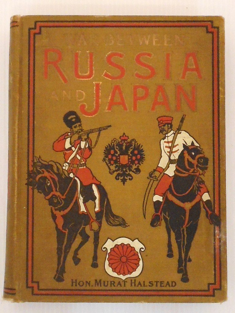 War Between Russia and Japan' 1904 First Edition
