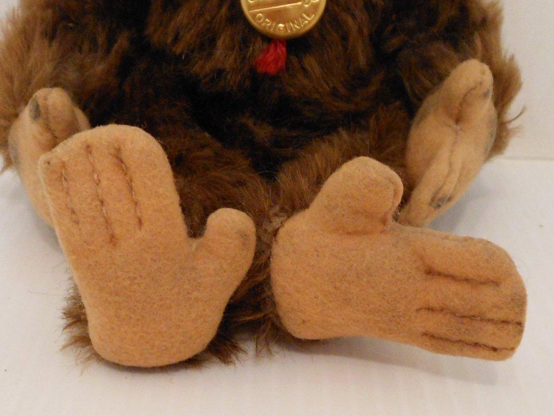 Vintage Hermann Teddy Monkey - 4