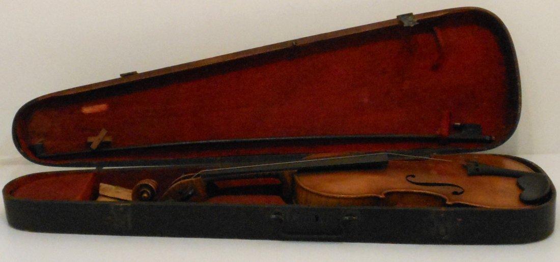 Joseph Guarnerius Fecit Cremonae Violin