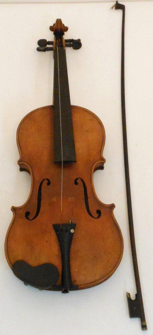 Joseph Guarnerius Fecit Cremonae Violin - 2