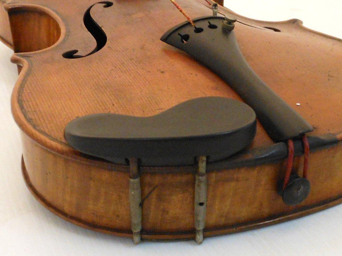 Joseph Guarnerius Fecit Cremonae Violin - 3