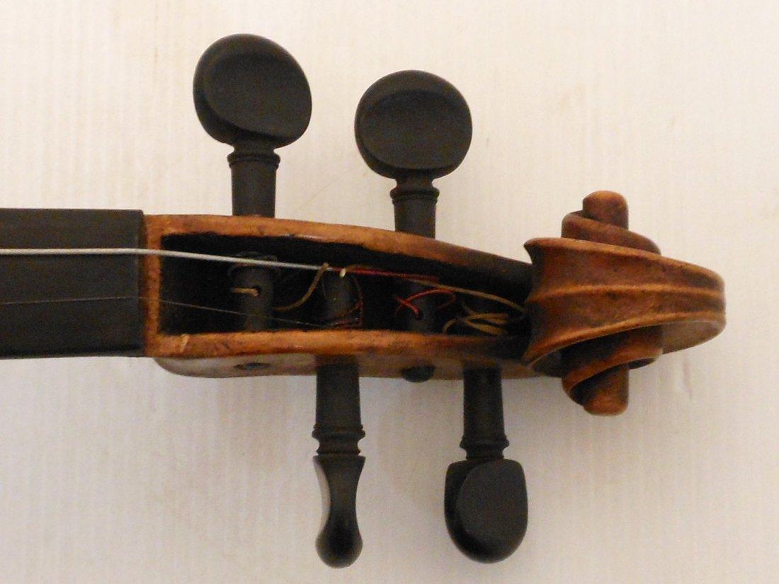 Joseph Guarnerius Fecit Cremonae Violin - 4