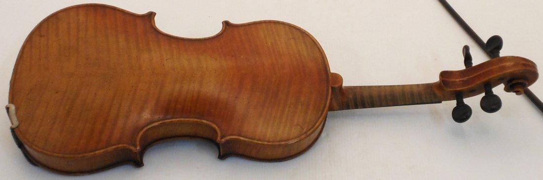 Joseph Guarnerius Fecit Cremonae Violin - 5