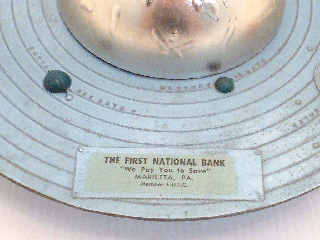 Vintage Plan-It Bank 1St National Bank Marietta, PA - 2