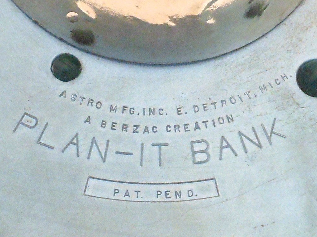 Vintage Plan-It Bank 1St National Bank Marietta, PA - 7