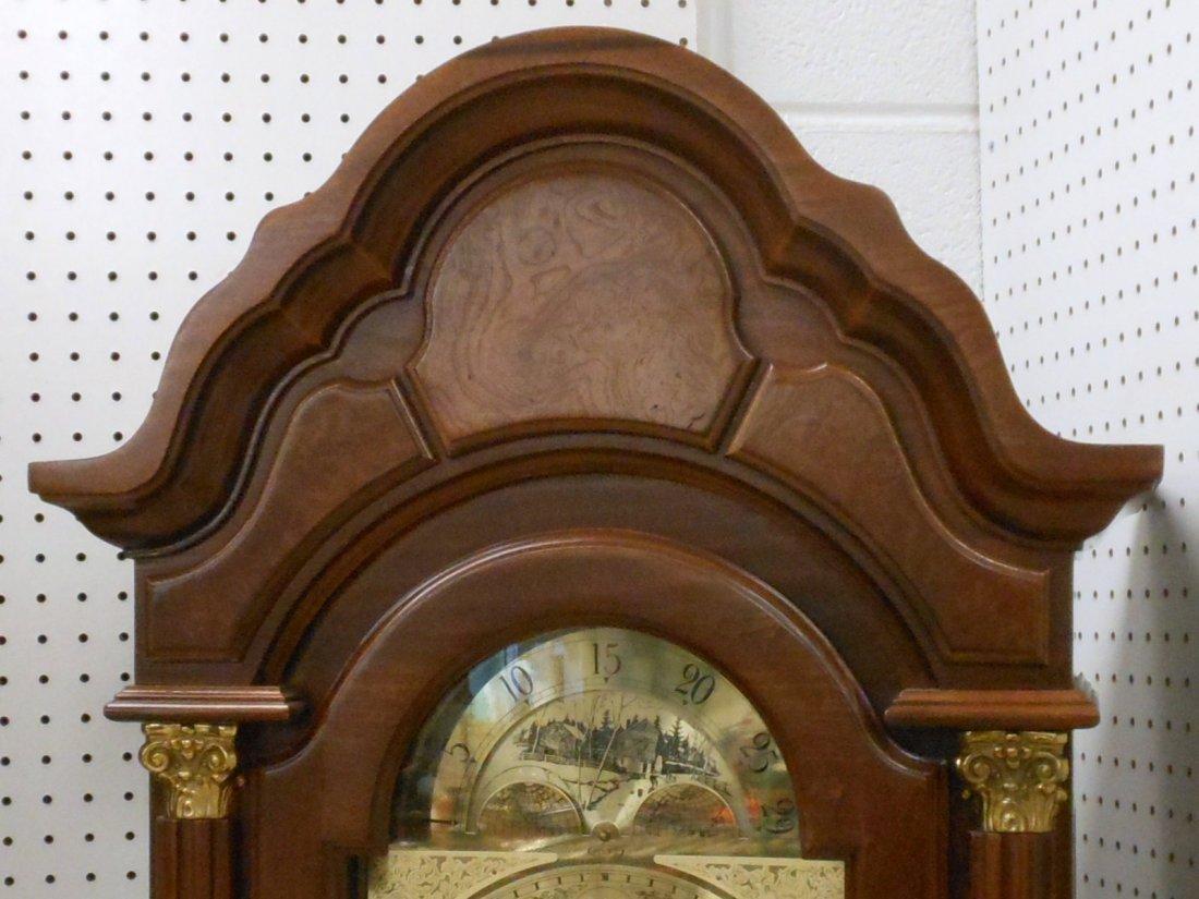 Pearl Grandfather Clock - 2