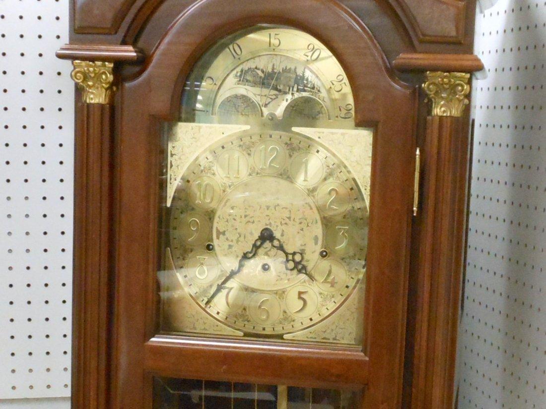 Pearl Grandfather Clock - 3