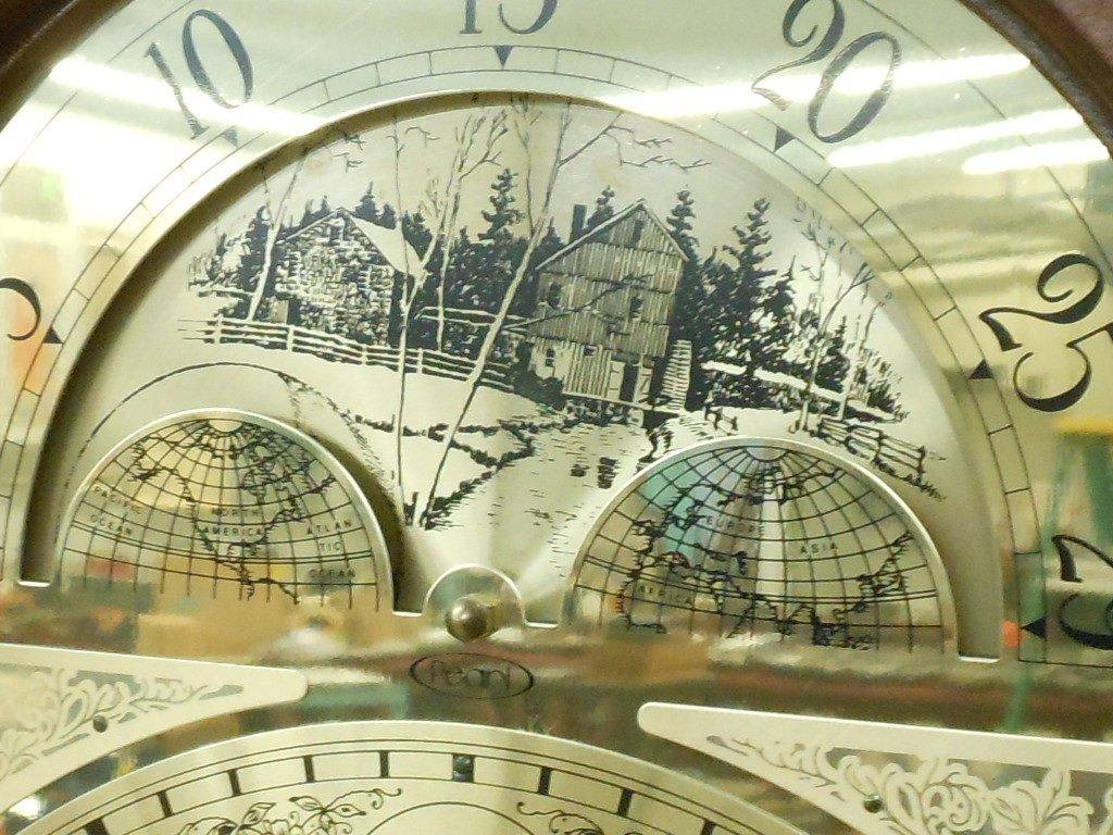 Pearl Grandfather Clock - 6