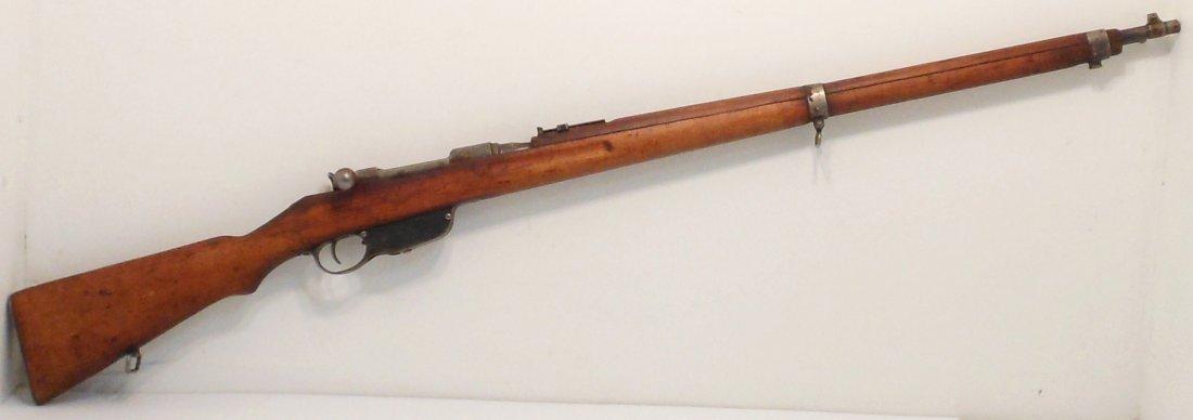 Steyr-Mannlicher M95 Long Rifle