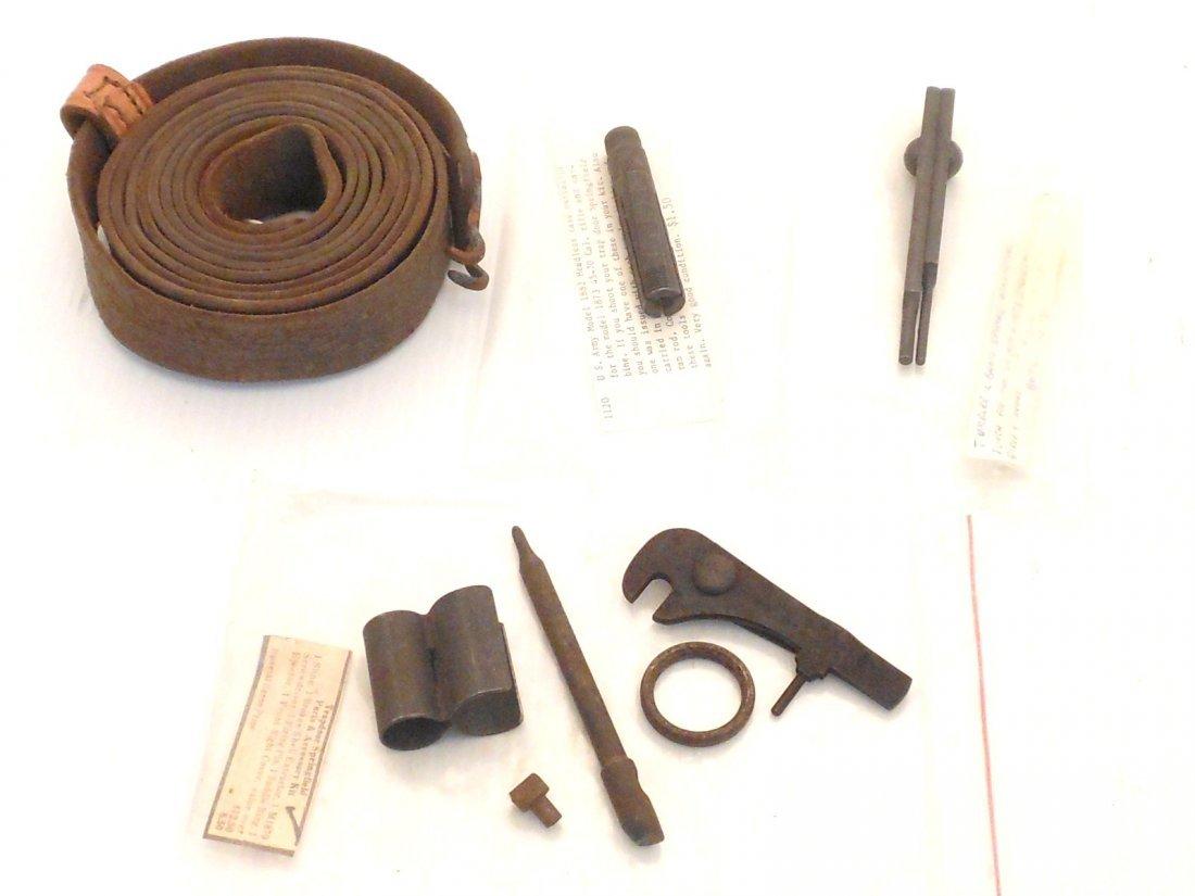 Springfield 1873 Trapdoor Rifle Parts & Accessories
