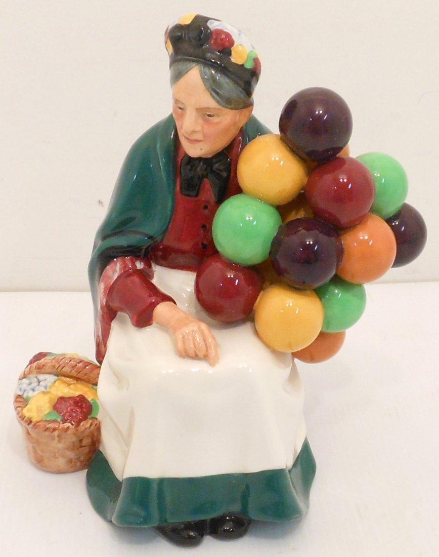 Royal Doulton 'Old Balloon Seller'