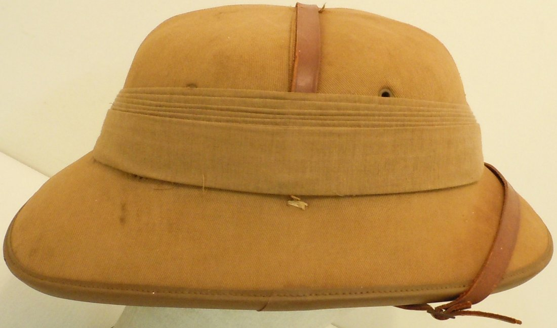 English 1938 Pith Helmet - 3