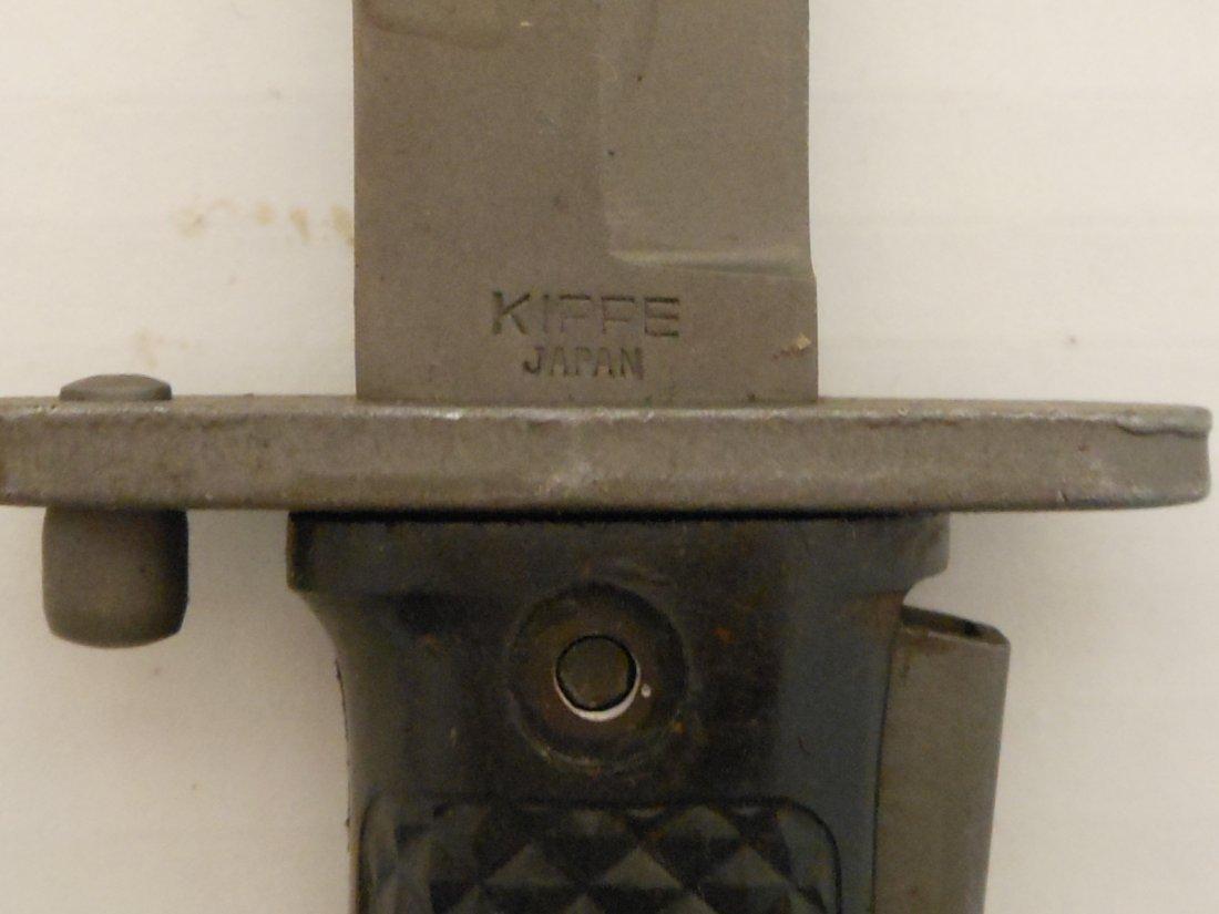 Kiffe M5 Bayonet for M1 Garand with 1943 M8A1 Scabbard - 4