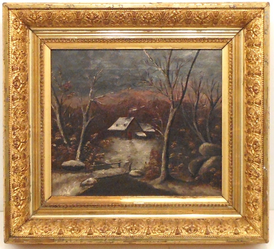 OOC Winter Cabin