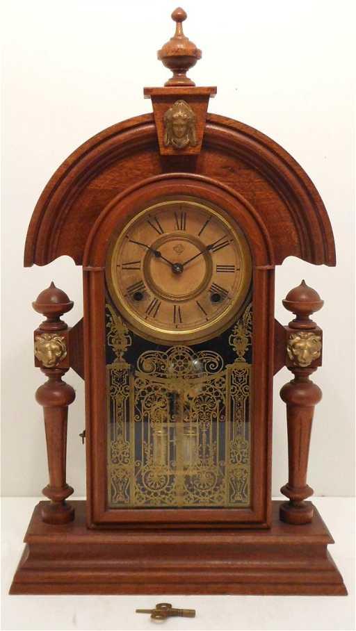 Antique Ansonia Quot King Quot Model Clock