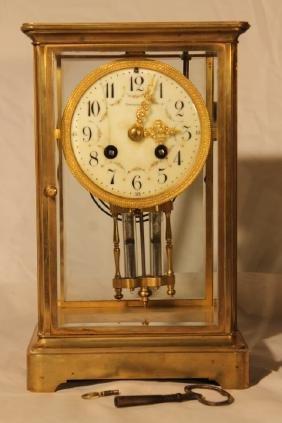 Tiffany & Company Mantle Clock