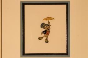 Jiminy Cricket Cel