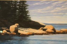 "Galen Davis ""Eve Island Boulders"""