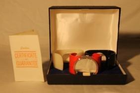 Parker Interchangeable Wrist Watch