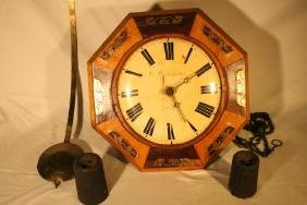 C. Winterhalder, Glascow Clock