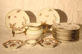 15 Pieces of Limoge Porcelain