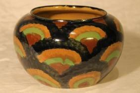 German Pottery Vase