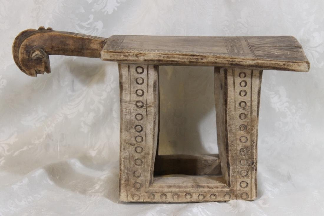 Dogon Stool, Sculpture