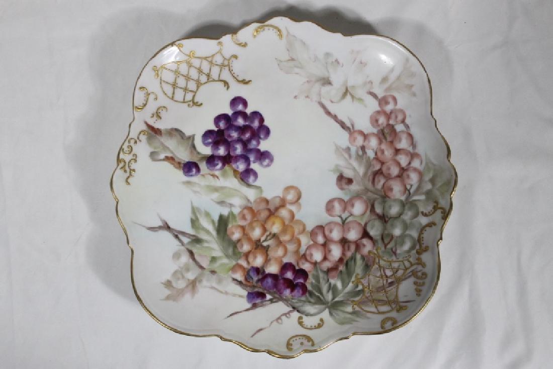 3 Porcelain Plates - 2