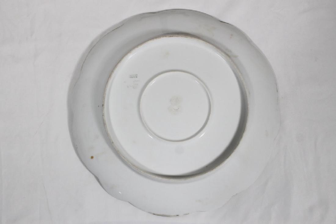 3 Porcelain Plates - 5