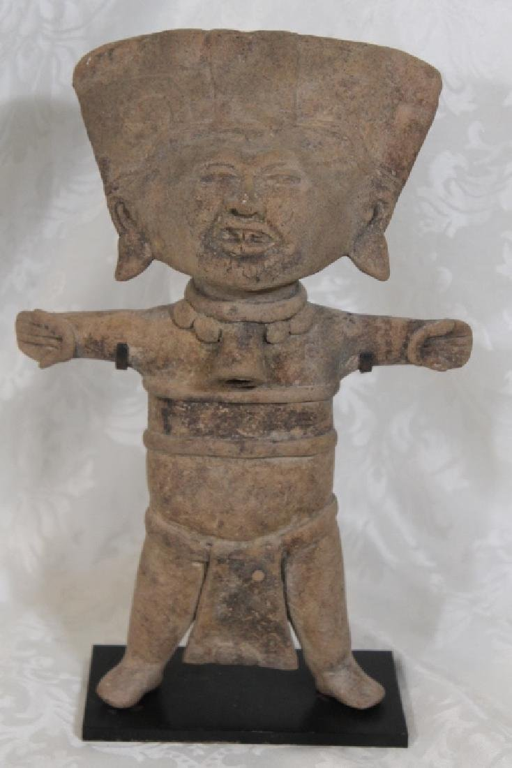 Joy God - Figure of Xochipilli