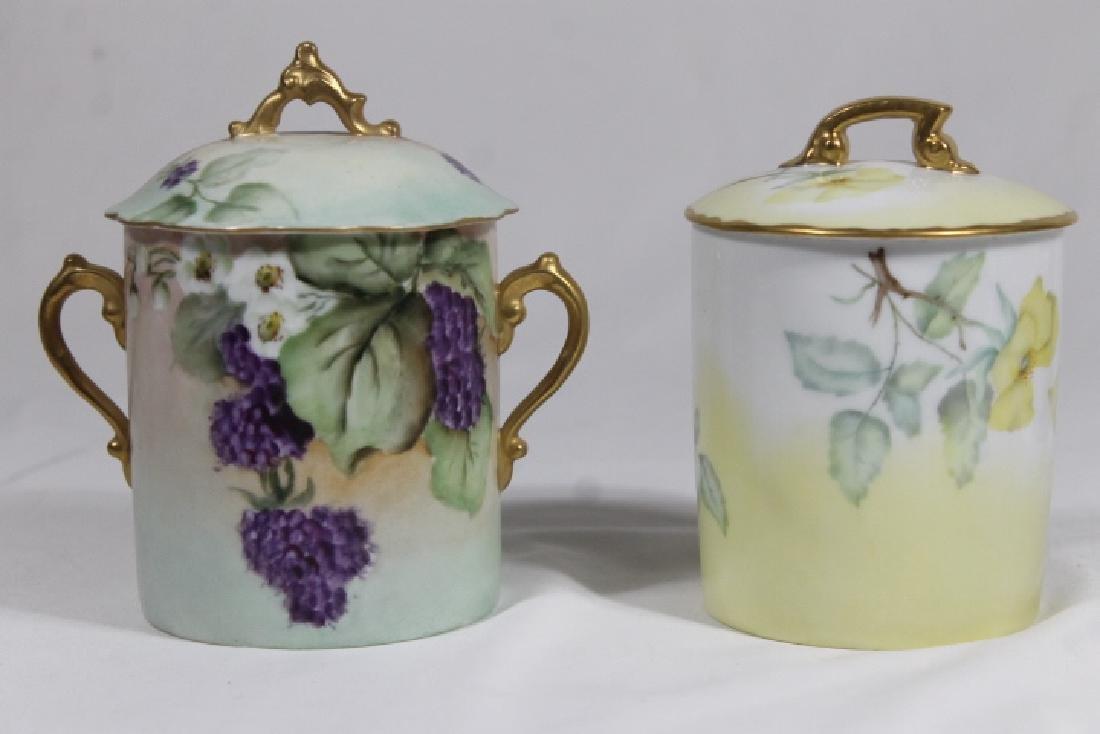 5 Assorted Porcelain Pcs - 2
