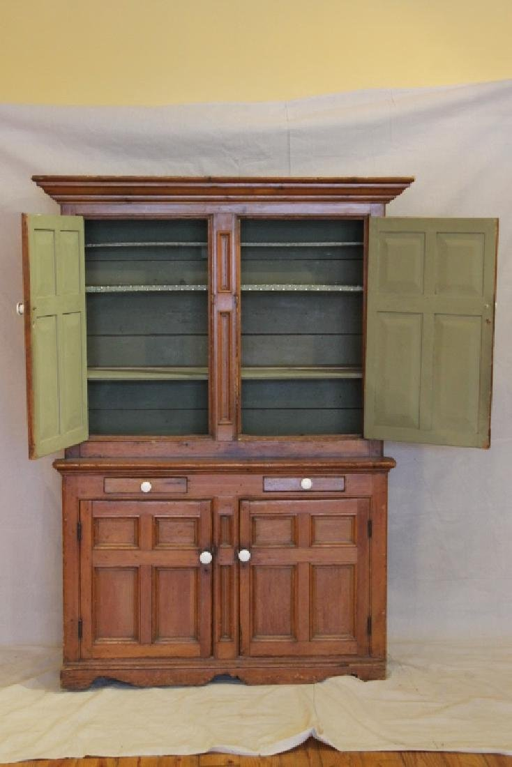 Early 19th Century Pine Cupboard - 4