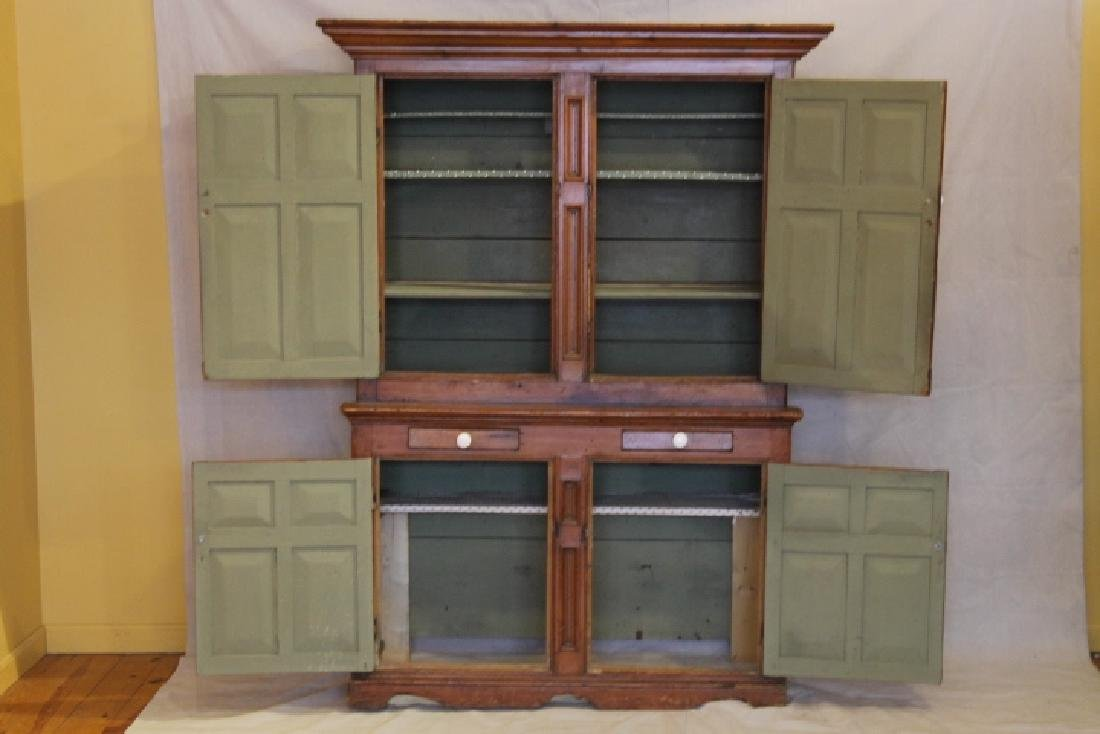 Early 19th Century Pine Cupboard - 5
