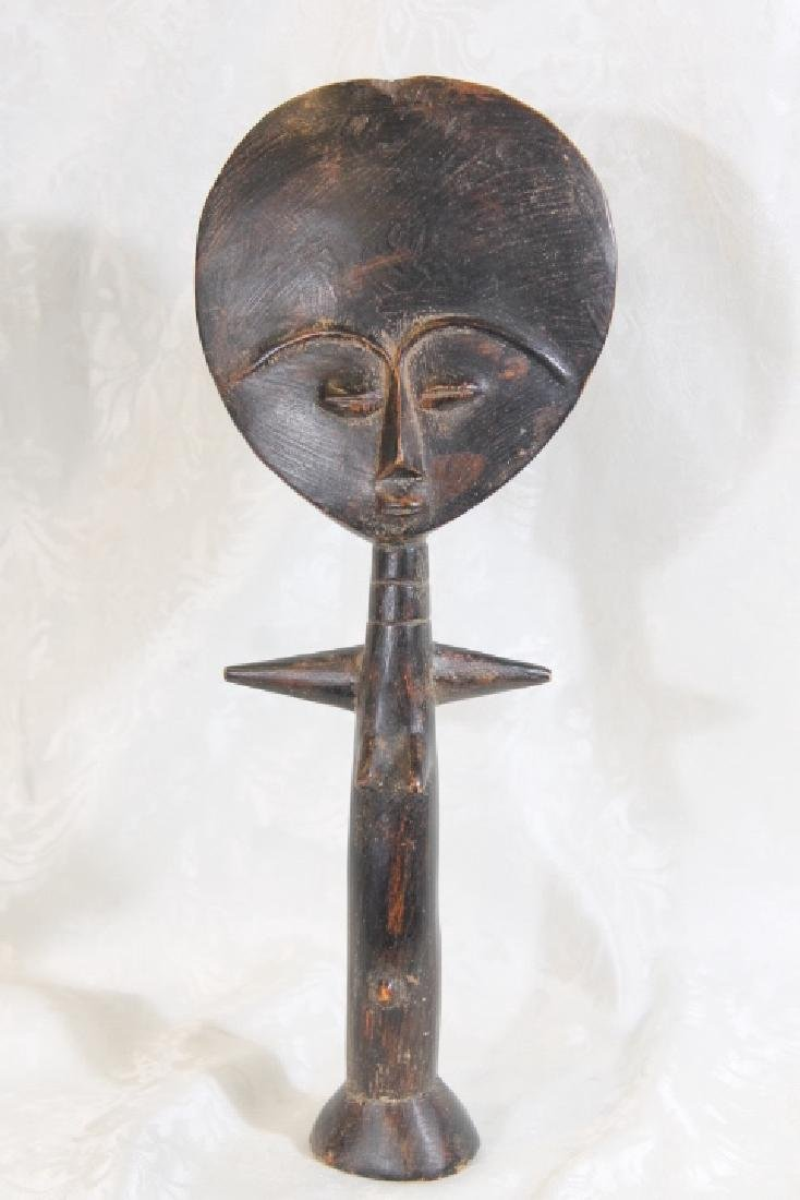 African Fertility Figure