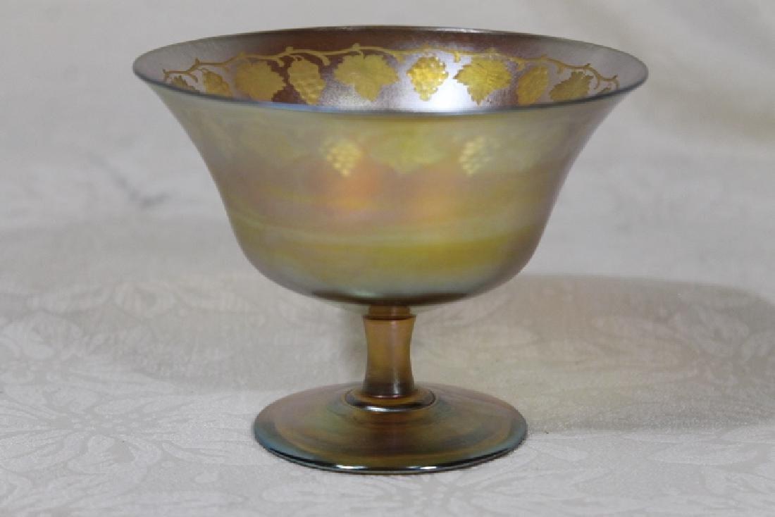L.C Tiffany Favrille Glass