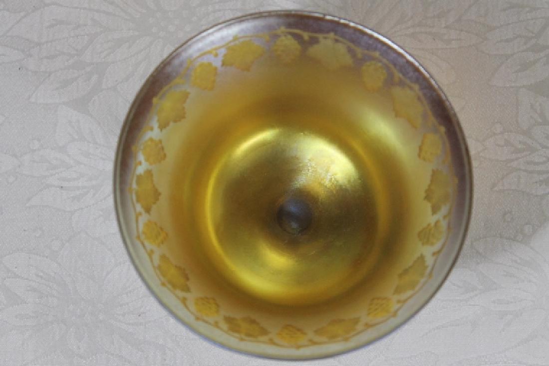 L.C Tiffany Favrille Glass - 3