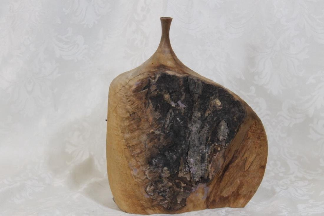 Wooden Vessel - 2