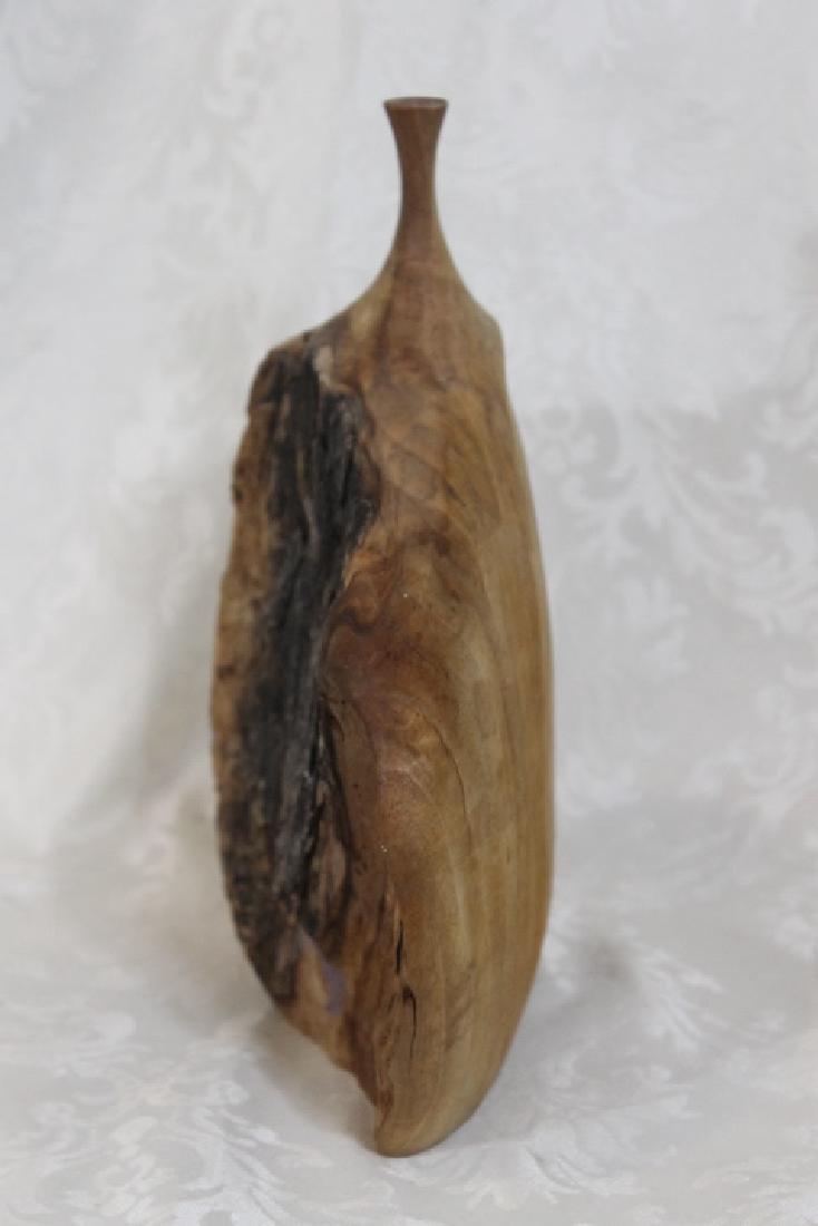 Wooden Vessel - 4