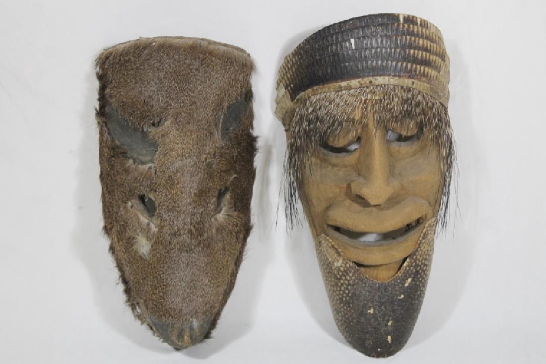 2 Masks