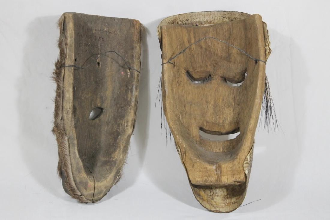 2 Masks - 2