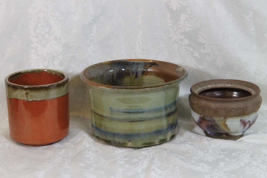 Seven Pottery Pcs - 2