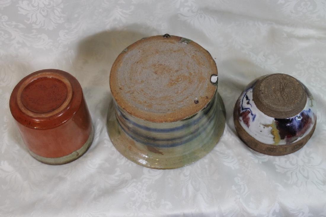 Seven Pottery Pcs - 3