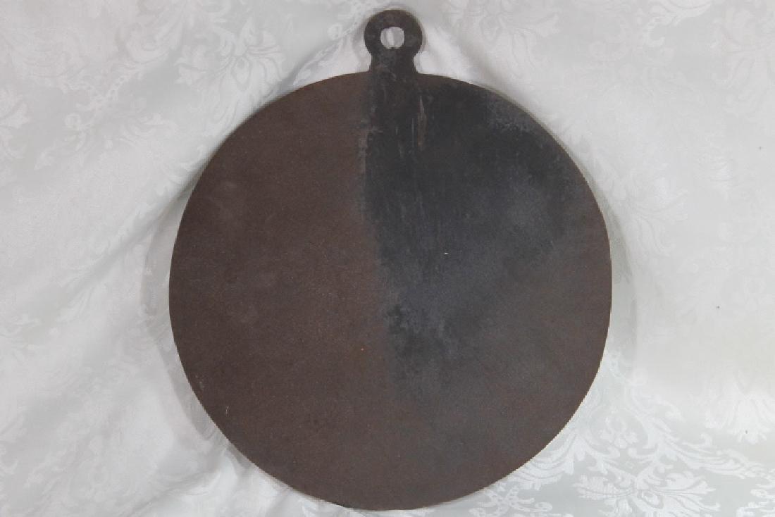 Cast Iron Hanging Sign - 3
