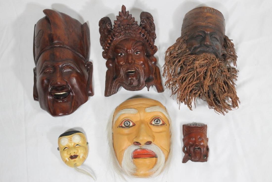 6 Misc Masks