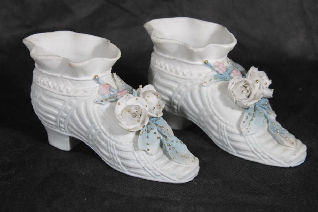 6 Porcelain Shoes - 3