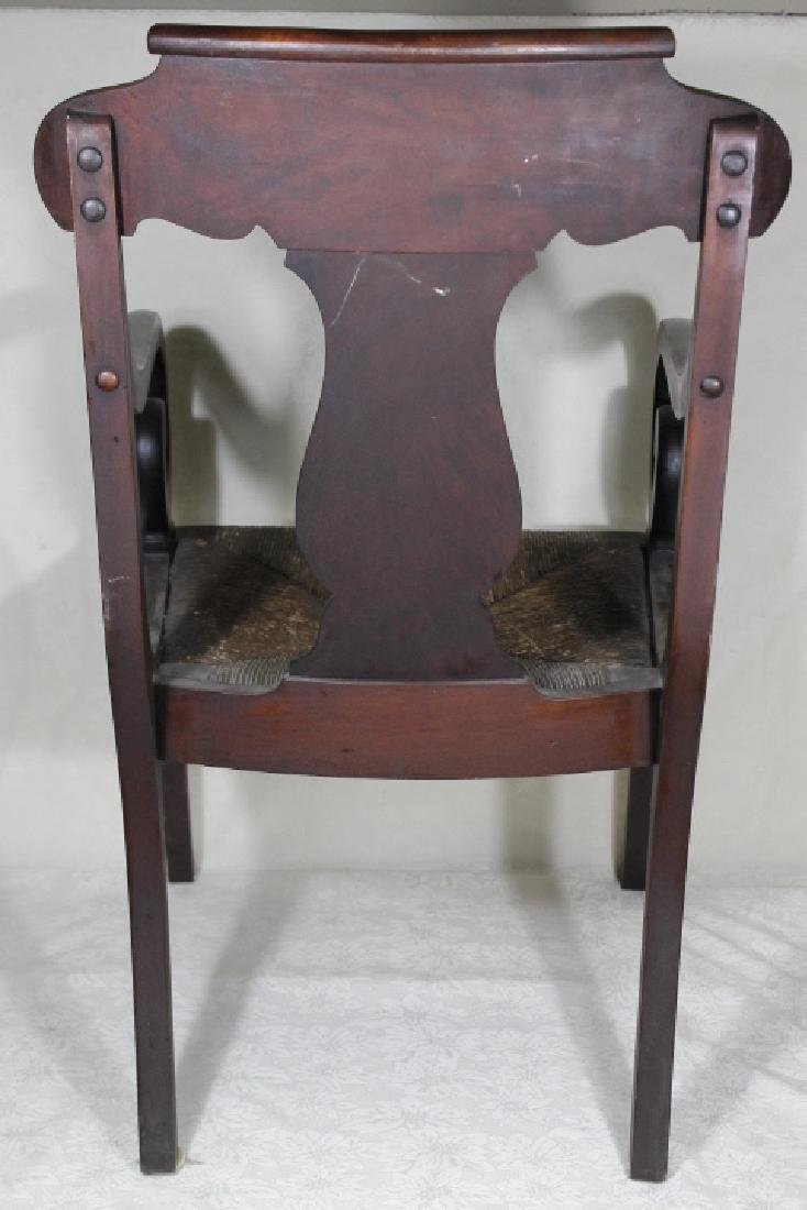Empire Style Arm Chair - 3
