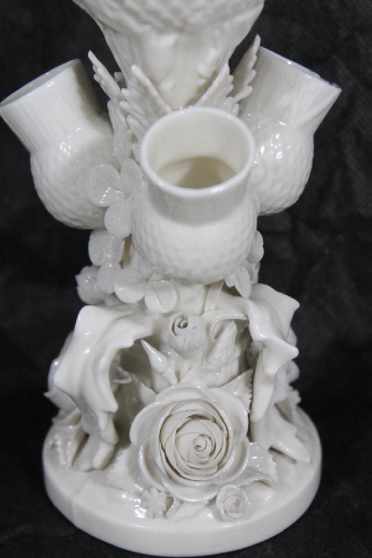 Belleek Vase - 3